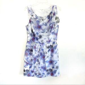 LC Lauren Connard floral print sheath dress